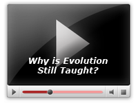 Why is Evolution Still Taught?