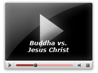 Buddha vs Jesus Christ